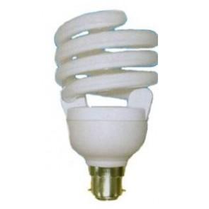 240V T3 BC Spiral Fluorescent Bulb 8000 Hours CLA Lighting