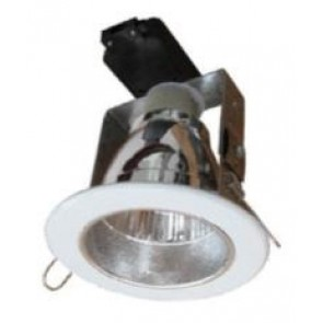 240V Vertical Large Round Downlight Frame CLA Lighting