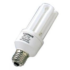 24V DC Globe Fluorescent Bulb 6000 Hours in Day Light CLA Lighting