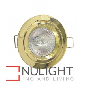 Downlight MR16 12V FIXED BR Round 66mm CLA