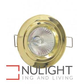 Downlight MR16 12V FIXED BR Round 66mm CLA