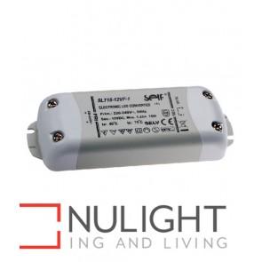 DRIVER LED 12V DC CONSTANT VOLTAGE 15W (SLT15-12VF-1) CLA