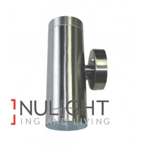 WALL GU10 PILLAR Surface Mounted CFL/LED Up Down SS304 (fitting only) CLA