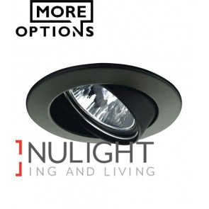Black GU10/MR16 Downlights CLA
