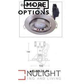 GU10 Energy Saving Downlights with flex and plug CLA