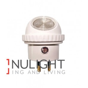 WALL INTERNAL LED PLUG NIGHTLIGHT 0.2W 360D 6400K CLA