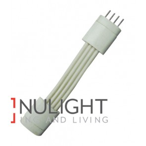 CONN LED 12V DC STRIP CONNECTOR 0.05m FOR RGB CLA
