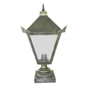Geneva Small Aluminium Post Top - Type N Classic Exteriors