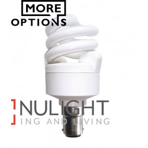 T2 Mini Base Spiral CFL (Energy Saving) CLA