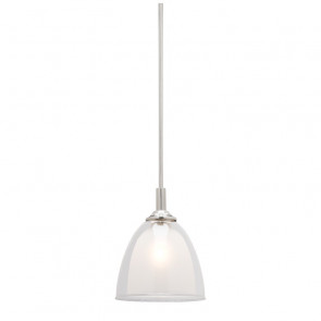 Carla 1 Light Ceiling Rod Pendant Cougar