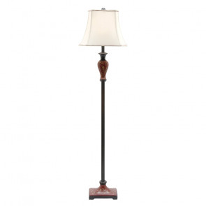 Claire 1 Light Floor Lamp Cougar