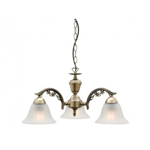 Edgewood 3 Light Pendant Cougar