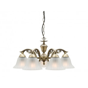 Edgewood 5 Light Pendant Cougar