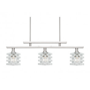 Ice 3 Light Ceiling Pendant Cougar