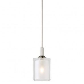 Krypton 1 Light Rod Pendant Cougar