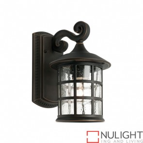 Coventry 1 Light Exterior Small Bronze COU
