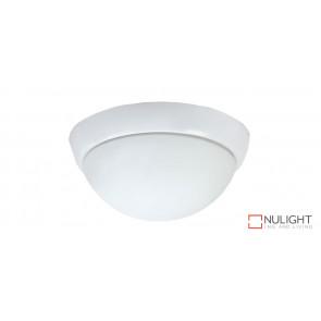 Oyster Light for Harmony Ceiling Fan - 2 x E27 Lamp Holder - White VTA
