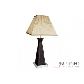 Archer Leather Table Lamp VAM