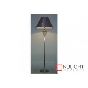 VM250 Windsor Floor Lamp Satin Chrome VAM