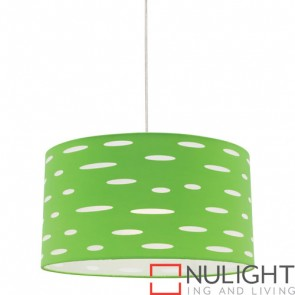 Darcy 1 Light Green Pendant COU