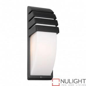 Darwin 1 Light Exterior Wall Light Black COU
