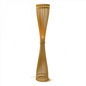 DF0036 Reed Floor Lamp David Trubridge