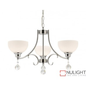Derwent 3 Light Pendant COU