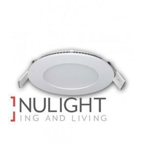 Downlight LED FIXED SLIM White Round 3000K 18W IP20 206mm (1500 Lumens) CLA