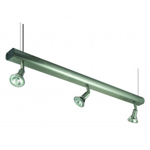 Four Light Bar Faretto Head Ceiling Spotlight with Transformer Domus Lighting