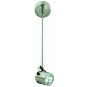 Medium Rod Suspension Ceiling Spotlight with Transformer Domus Lighting