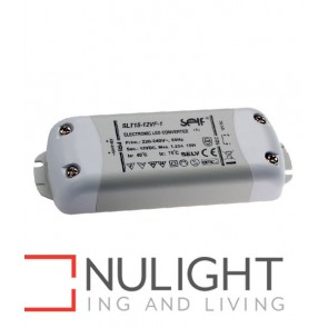 DRIVER LED 12V DC CONSTANT VOLTAGE 1-12W IP20 A CLA