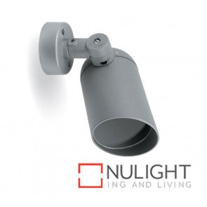 Wall Spotlight Ip44 Silver ASU