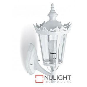 Wall Lantern Round 60W White ASU