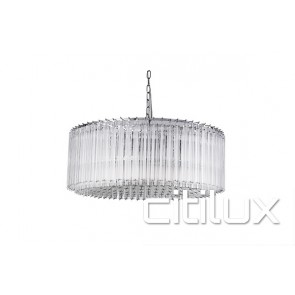 Elektra 12 Lights Chandelier Citilux