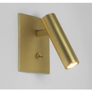 Enna Square Switched 7550 Wall Light