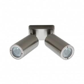 Exterior LED Twin Wall Light CLA Lighting