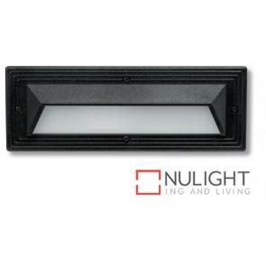Bricklight Eyelid Ip54 9W Black ASU