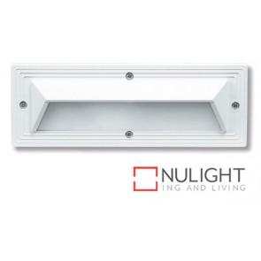 Bricklight Eyelid Ip54 9W White ASU