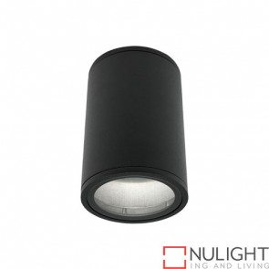 Fascia Exterior Down Light Black Frame COU