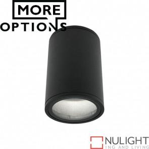 Fascia Exterior Down Light Black LED COU