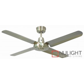 Swift Metal 1200 Ceiling Fan Antique Brass MEC