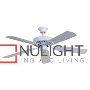 Hayman 1300 Ceiling Fan White MEC