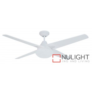 Ciesta 1300 Ceiling Fan with Light White MEC