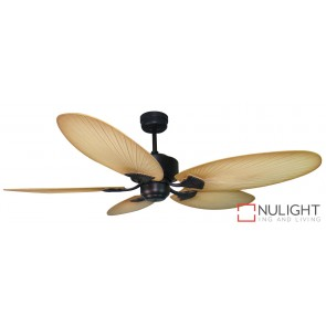 Kewarra 1300 Ceiling Fan Rubbed Bronze MEC