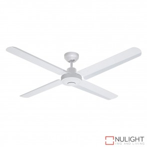 Sirocco 1300 DC Ceiling Fan White MEC