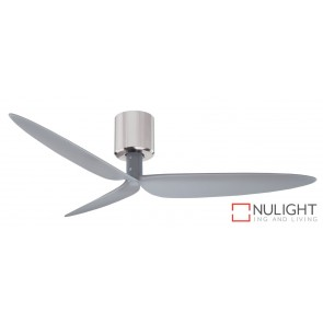 Lily 1300 DC Ceiling Fan Brushed Chrome MEC