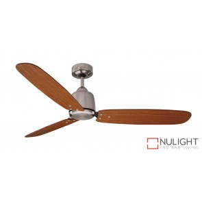 Rio 1300 DC Ceiling Fan Brushed Chrome MEC