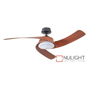 Monterey DC Ceiling Fan Black MEC