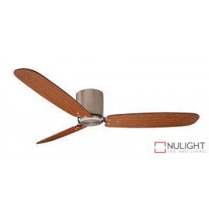 Lima 1300 DC Ceiling Fan Brushed Chrome MEC