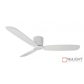 Lima 1300 DC Ceiling Fan White MEC